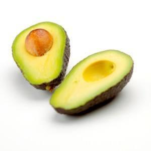 Ripe Avocado Fruit