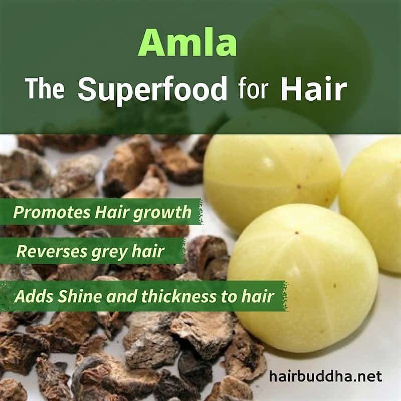 Amla the superfood for hair