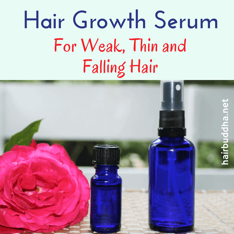hair-growth-serum for weak falling hair
