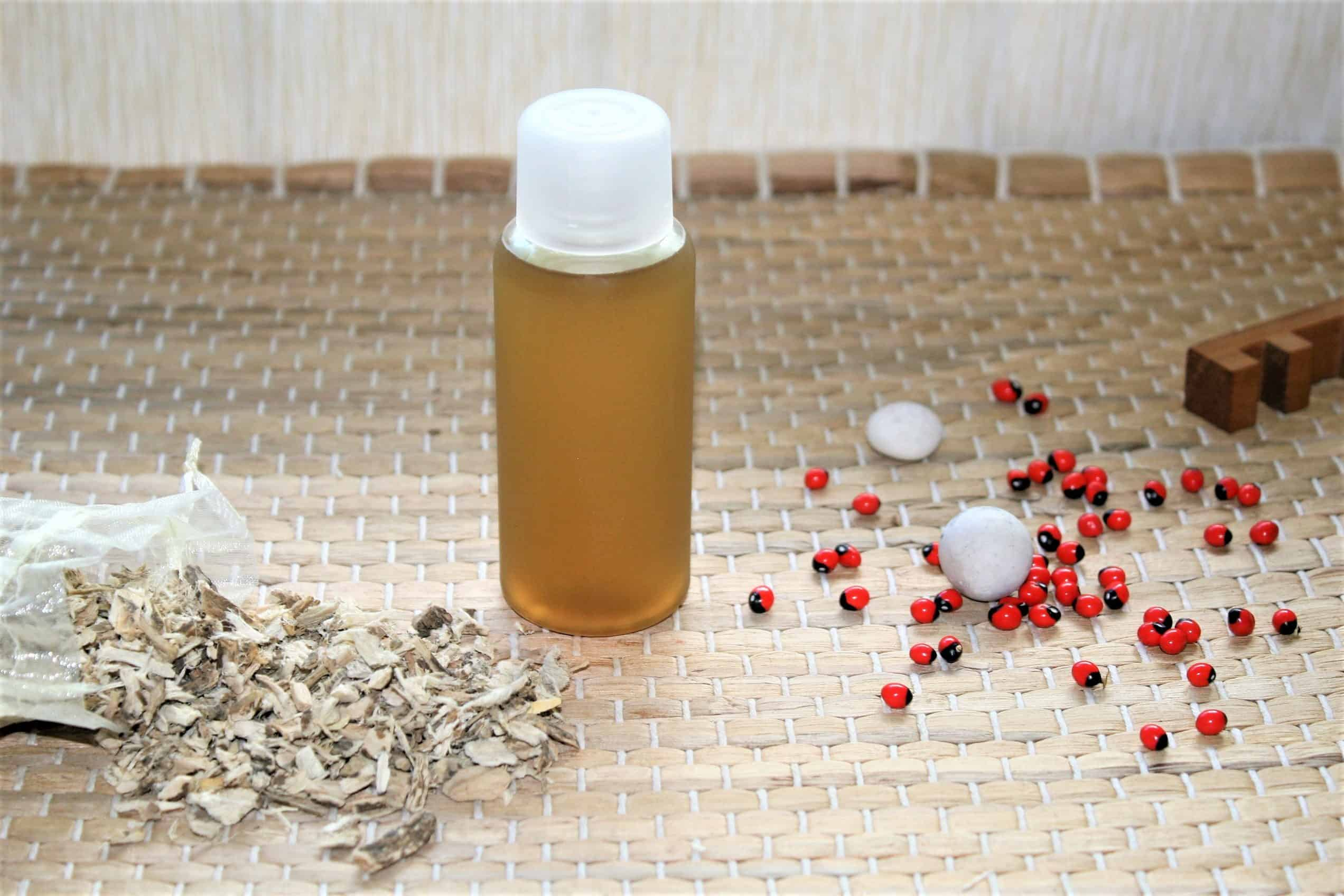 Marshmallow root hair conditioner